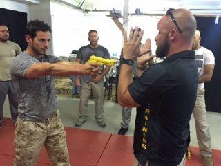 Krav Haganah - combat defense for law enforcement