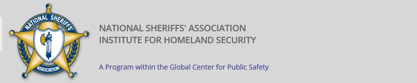 National Sheriff's Association Institute for Homeland Security | Certification Programs